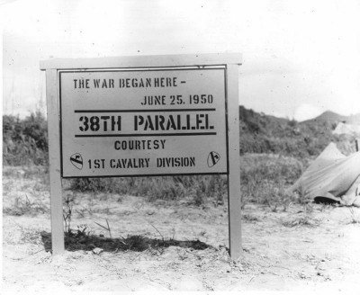 paralela 38