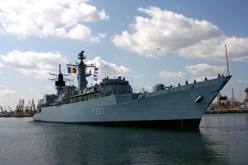 fregate romania