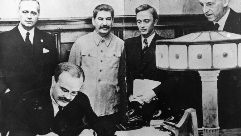 Tratatul Molotov-Ribbentrop