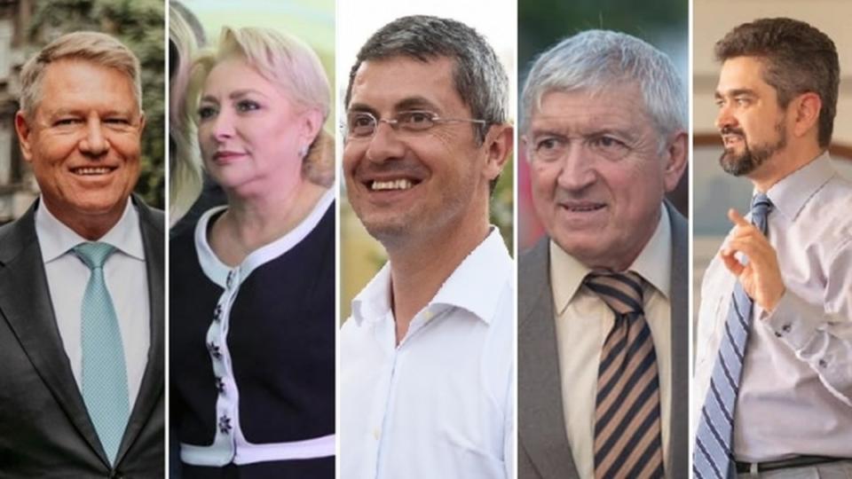 romania alegeri prezidentiale 2019