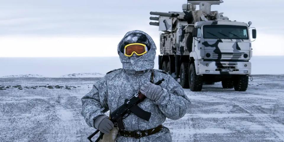 Imagini pentru arctic russia usa